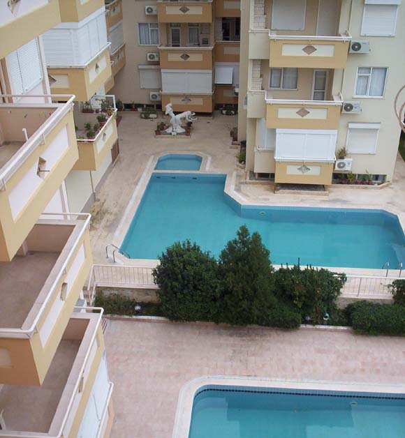 2 Zi. Etw., 65 qm - 1 bedroom flat, sold